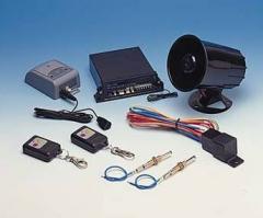 CS-20A(P) Car Alarm